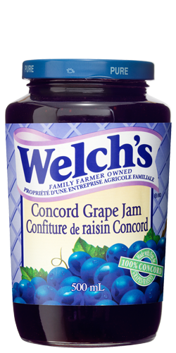 Confiture De Raisin Welch's